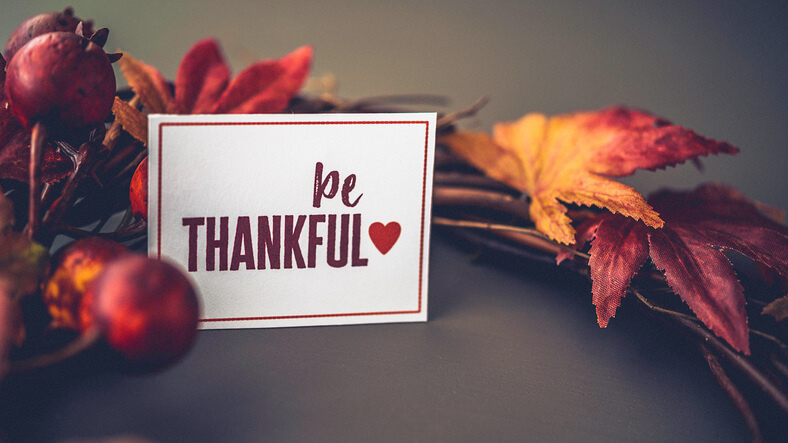 5 Things to Be Thankful For During Your Infertility Journey